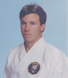 Mark Beauregard Nidan
